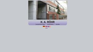 roehr